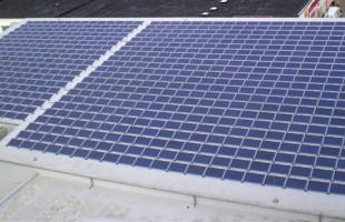Sunpower SER Module und T10 Gestell