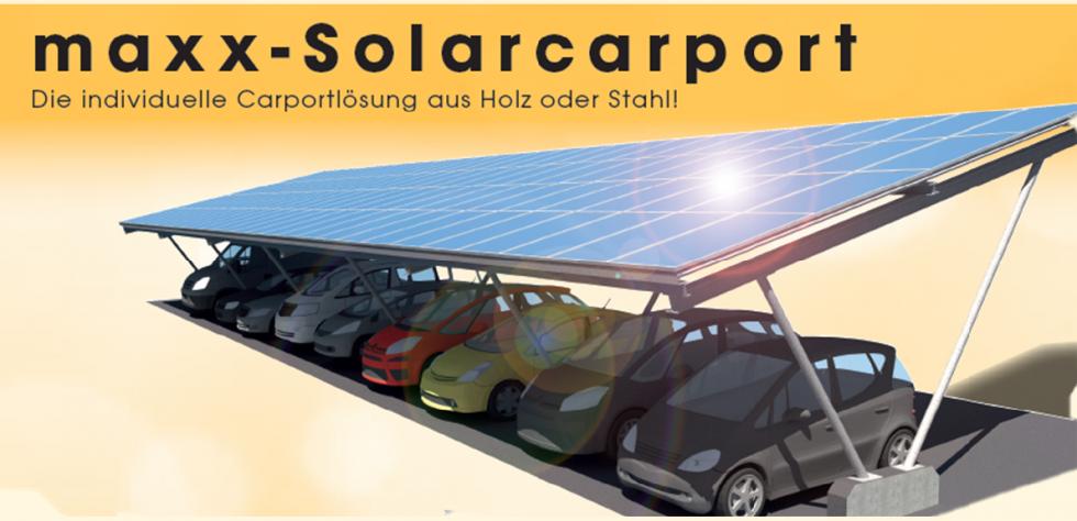 maxx solarcarport titelbild