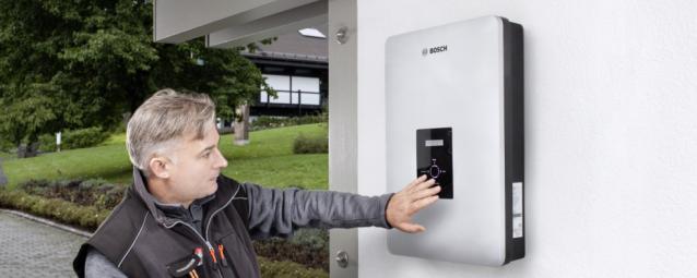 Modernste Wechselrichtertechnik von Bosch bei Solar-Thüringen