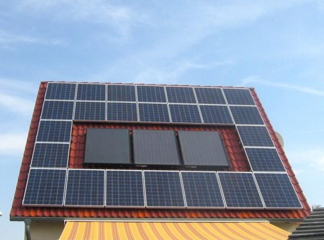 Aleo Solar und SolarEdge in Erfurt-Stotternheim