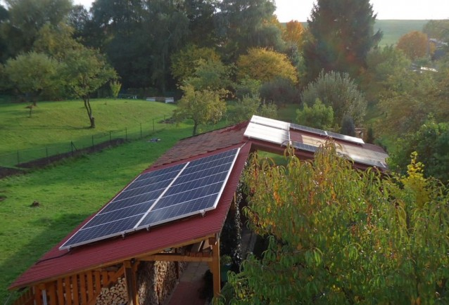 Solaranlage mit Q-Pro255 Berka v. d. Hainich