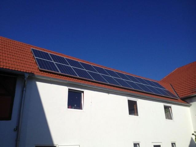 Aleo Solar 200W 99439 Großobringen Ost