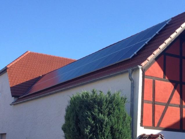 Aleo Solar 200W 99439 Großobringen West