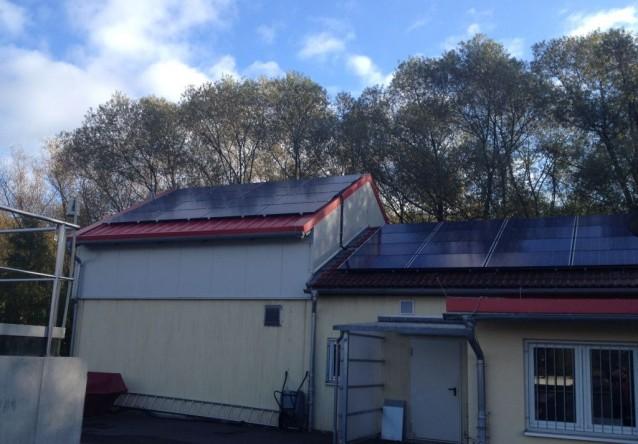 BenQ Green Triplex PM245P00 mit SMA in Tabarz, Kreis Gotha Teilanlage West
