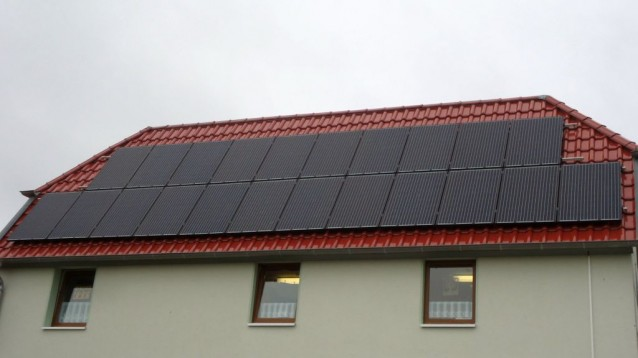 BenQ Green Triplex PM250M01 mit Solar Edge in Anrode, Unstrut-Hainich-Kreis Teilanlage Ost
