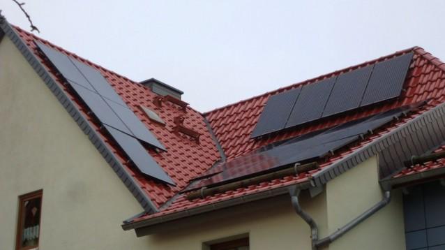 BenQ Green Triplex PM250M01 mit Solar Edge in Anrode, Unstrut-Hainich-Kreis Teilanlage West