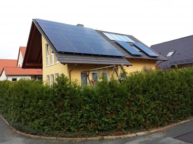 BenQ Module mit SolarEdge WR