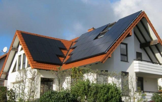 BenQ Green Triplex 260W mit Solar Edge WR
