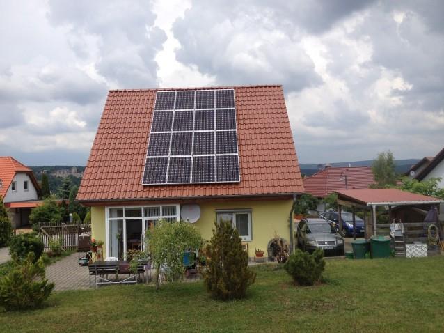Kleines Kraftwerk mit Buderus Logavolt Modulen