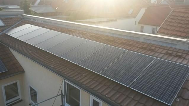 BenQ und SolarEdge für Eigenbedarf in Bad Berka
