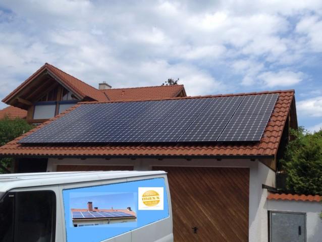 LG und SolarEdge in Winterstein
