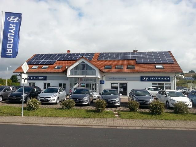 Q-Cells und SolarEdge in Eisenach