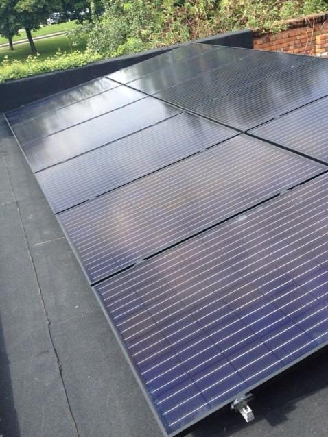 Photovoltaik Erfurt-Thüringen