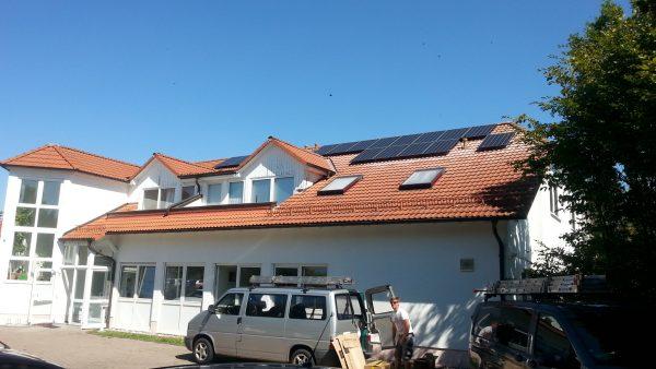 Viele Möglichkeiten mit SolarEdge
