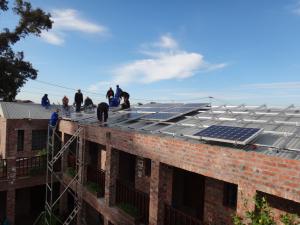 Saubere Energie ist billig, auch Südafrika