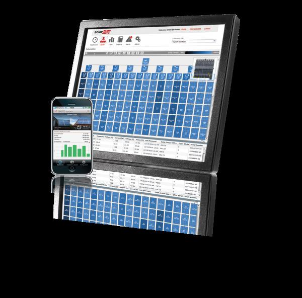 SolarEdge- alles auf einen Blick und damit ist Direktvermarktung Strom auch kein problem mehr