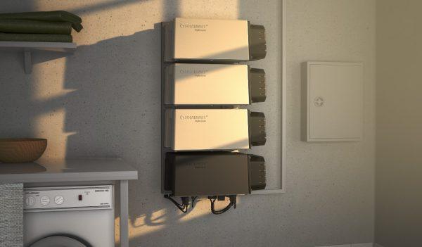 Solarwatt Batteriespeicher matrix