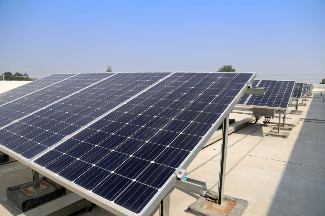 Solarstromspeicher und Solaranlagen