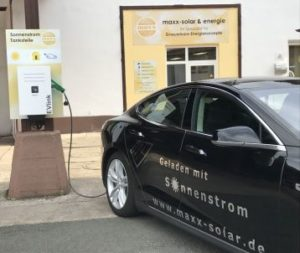 Saubere Energie ist billig, vorallem bei E-Auto