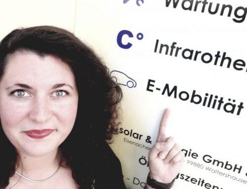 Neue Sphären – ich bin Anja und fahre ab jetzt E-Auto!