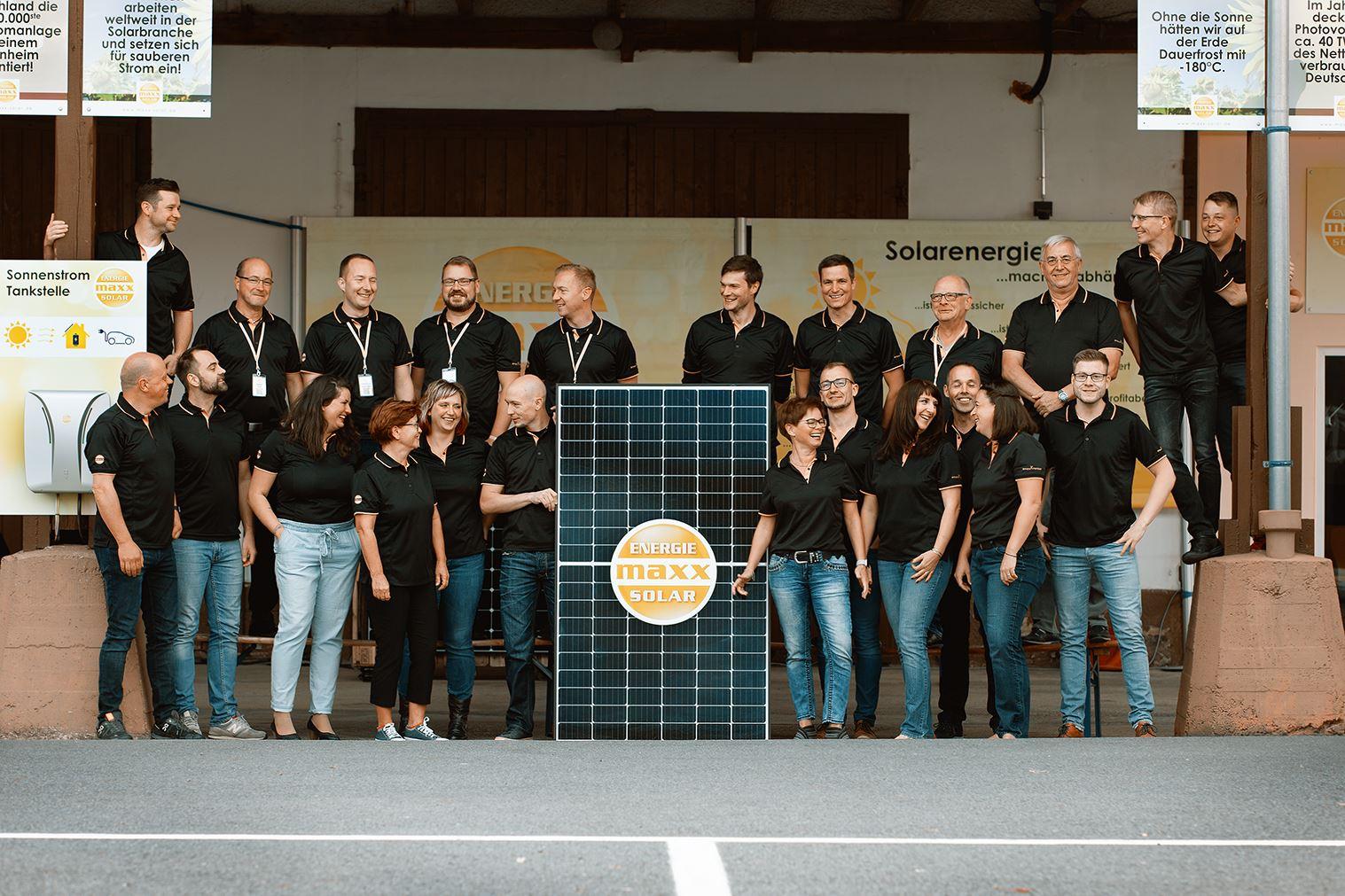 Teambild für den maxx solar starterblog