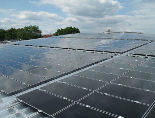 Dachsanierung mit Photovoltaik
