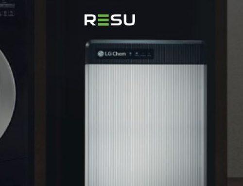 LG  RESU- Die Batteriespeicher von LG Chem