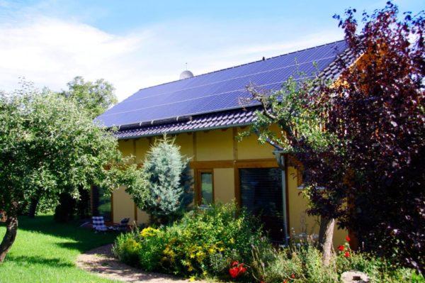 Photovoltaik – Energie für Thüringen