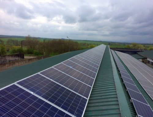 Photovoltaikanlagen für Gewerbe