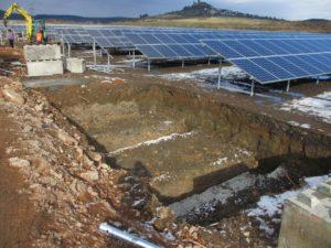 Photovoltaikanlagen auf Freilandflächen