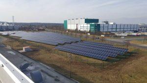 Gewerbestrom mit Photovoltaik ist billig