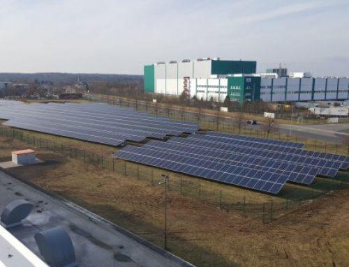 Solarstrom für Unternehmen