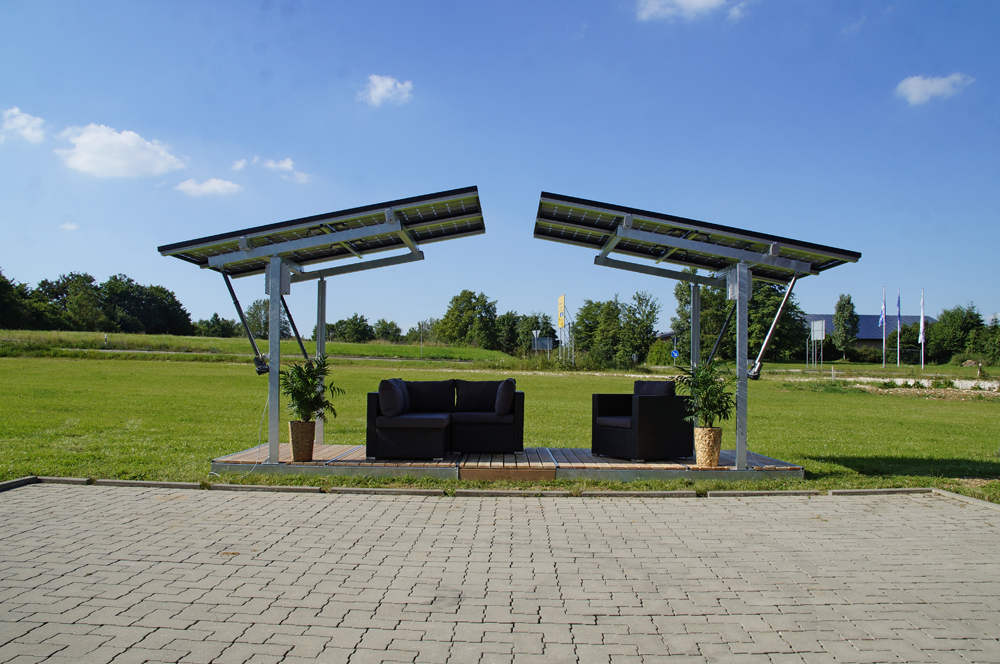 solar terrassen berdachung f r haus und garten maxx. Black Bedroom Furniture Sets. Home Design Ideas