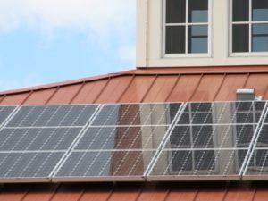 Beratung und Planung bei Solarmodulen