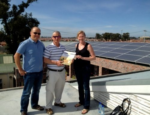 maxx-solar in Südafrika-eine Erfolgsgeschichte