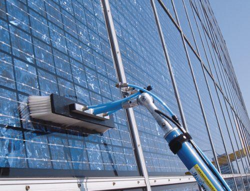 Reinigung Ihrer Solaranlage