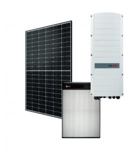 LG Resu mit SolarEdge Wechselrichter