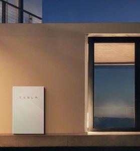 Die Tesla Powerwall mit ersatzstromfunktion für PV-Anlagen