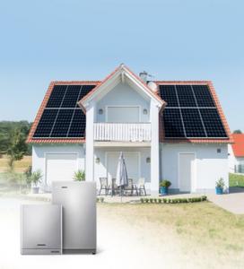 Backup Funktion für Batteriespeicher und Solaranlage beimLG ESS Home