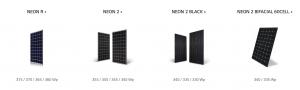 LG Solar Module das Programm