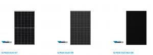 Q Cells Solarmodule G7 und 8