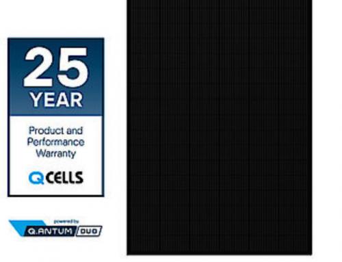 Q Cells Solarmodule in Deutschland entwickelt