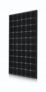 LG Solar Module der Serie Neon