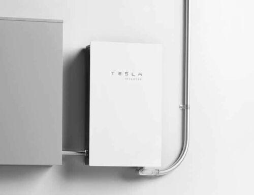Tesla Wechselrichter kommen auf den Markt