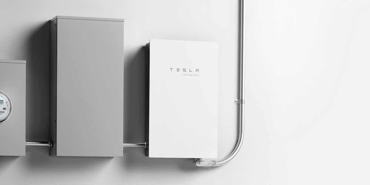 Tesla Wechselrichter Powerwall Thüringen