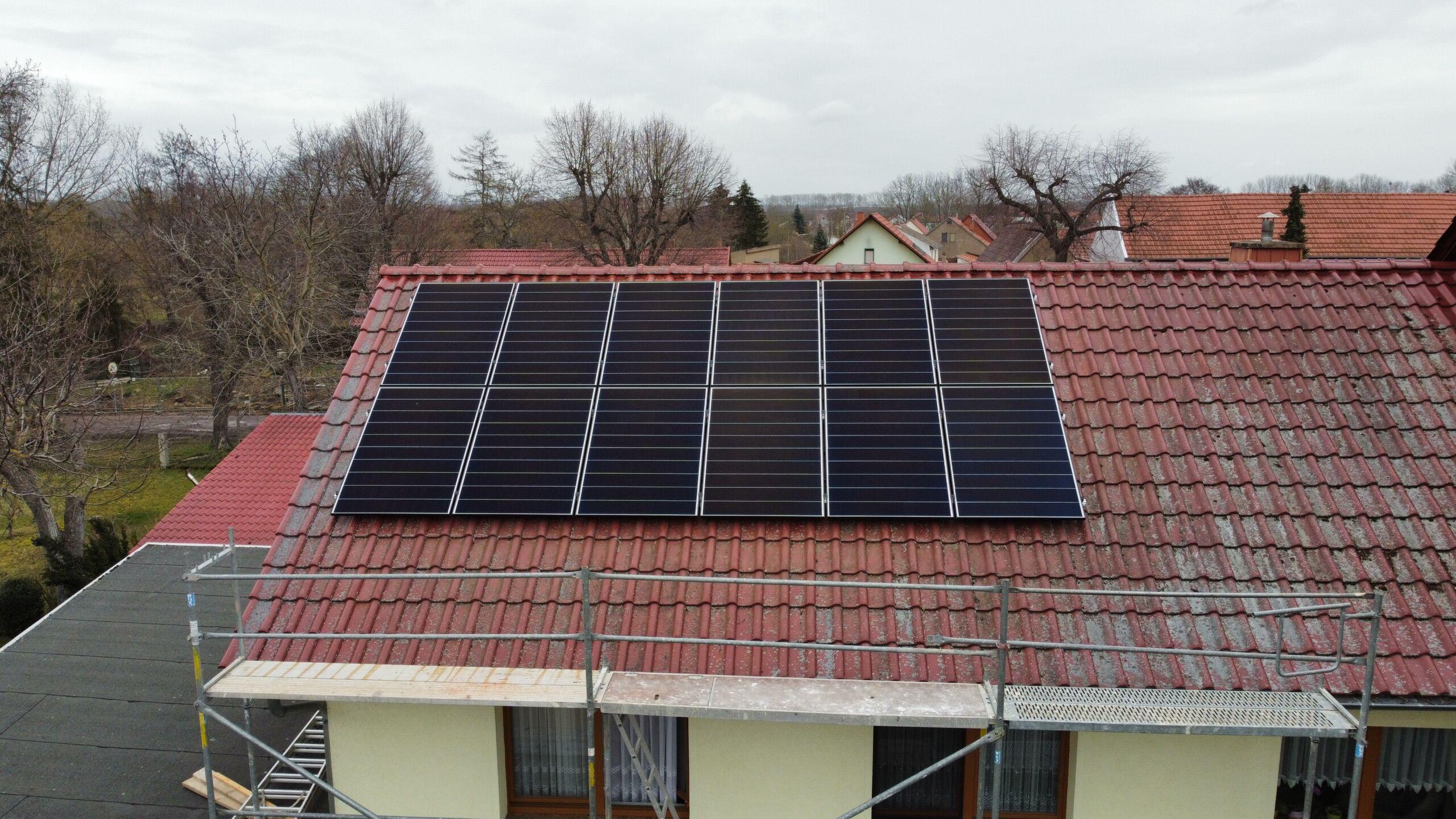 Solaranlage Unstrut Hainich Kreis
